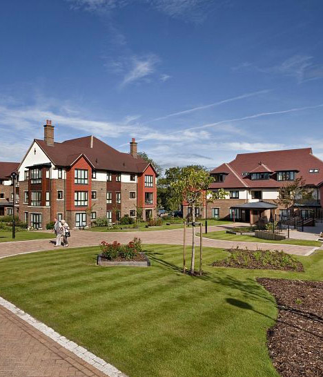 St Georges Park Retirement Village
